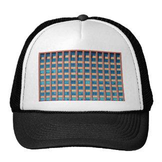 Office Building Windows Trucker Hat