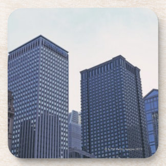 Office buildings in downtown Chicago, Illinois Coaster