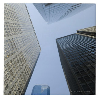 Office Buildings in Lower Manhattan Ceramic Tile