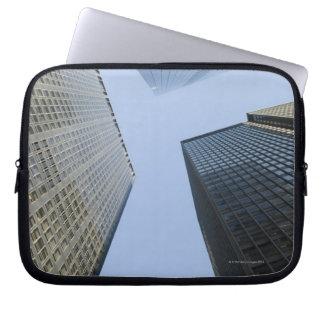 Office Buildings in Lower Manhattan Computer Sleeve
