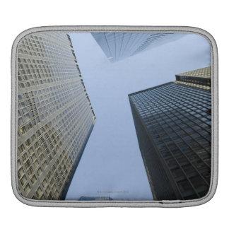 Office Buildings in Lower Manhattan iPad Sleeves