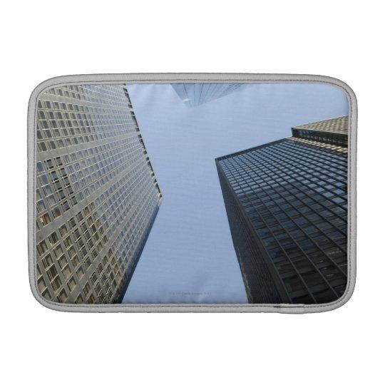 Office Buildings in Lower Manhattan MacBook Sleeve