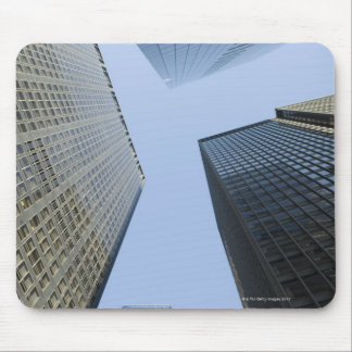 Office Buildings in Lower Manhattan Mouse Pad