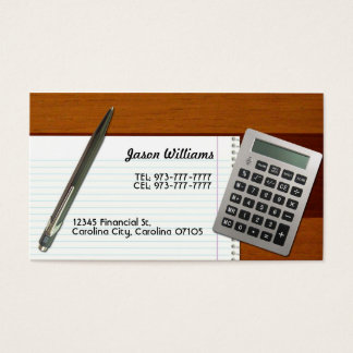 Office Business Cards
