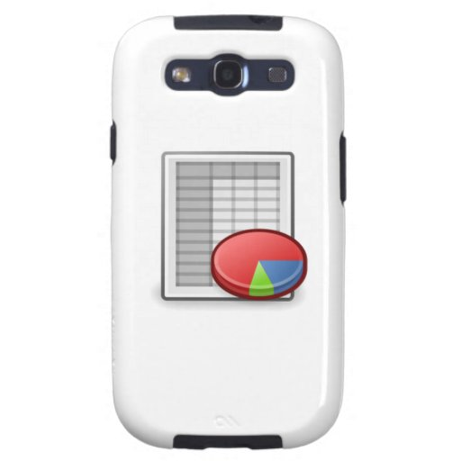 Office Chart Galaxy S3 Case