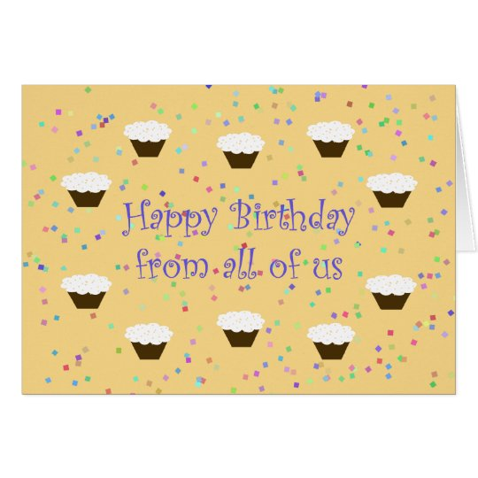 Office coworker birthday card from group zazzle office coworker birthday card from group bookmarktalkfo Gallery