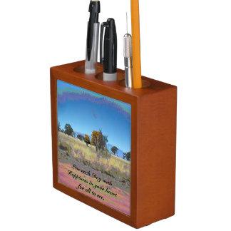 Office Desk Organiser Pencil/Pen Holder