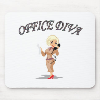 OFFICE DIVA MOUSE PAD