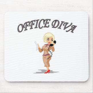 OFFICE DIVA MOUSEPAD
