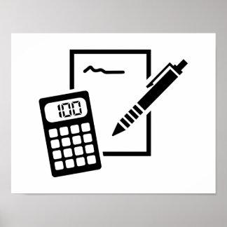 Office equipment print