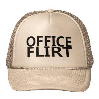 Office Flirt Trucker Hat