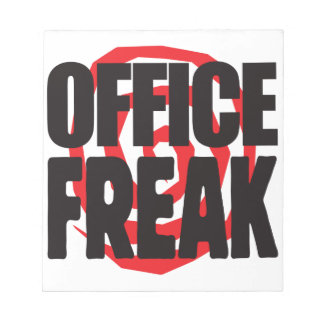 Office Freak Memo Notepads