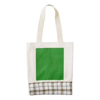 Office Green Star Dust Zazzle HEART Tote Bag