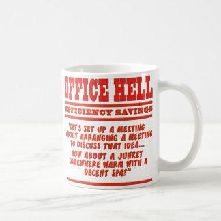 Office Hell - Efficiency Coffee Mug