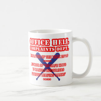Office Hell - Employee Award (2) Coffee Mug