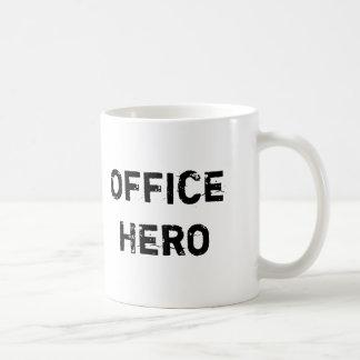 Office hero funny mug