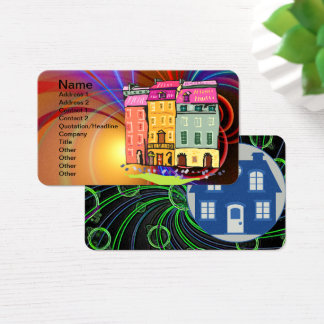 Office Home School Personalize Destiny Destiny'S Business Card