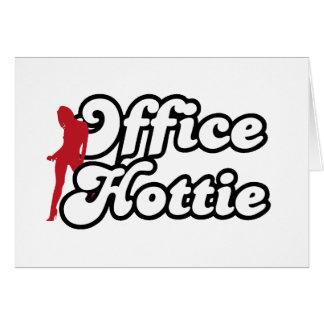 office hottie card