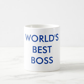 Office Humor Boss Mug