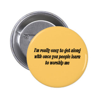 Office Humor Button