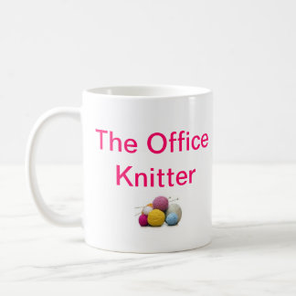 Office humor coffee mug