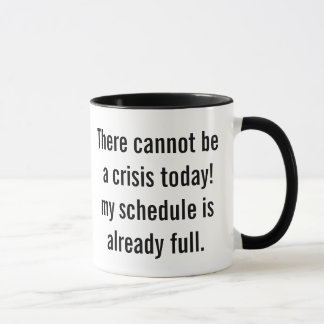 Office humor mug