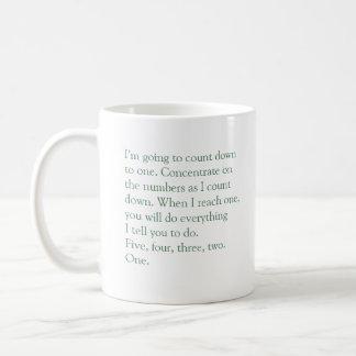 Office Hypnosis mug