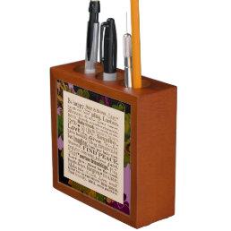 office inspiration pencil holder