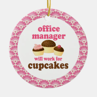 Office Manager Gift Ornament