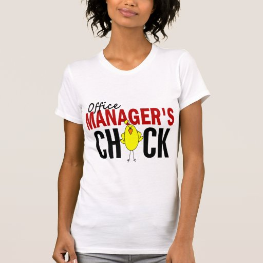 OFFICE MANAGER'S CHICK TEES T-Shirt, Hoodie, Sweatshirt