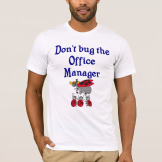 Office Manager T-shirt