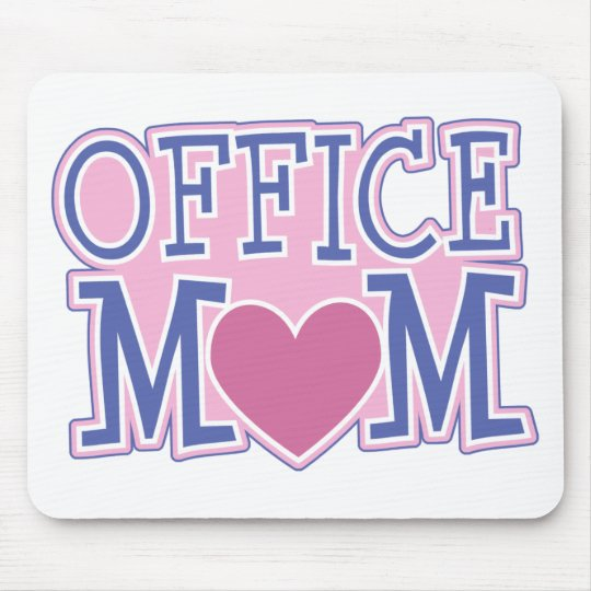 Office Mom Mousepad