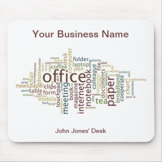 Office Mouse Pad