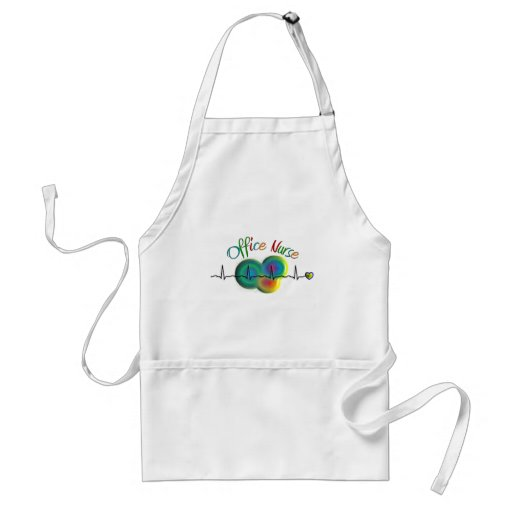 Office Nurse Gifts Adult Apron