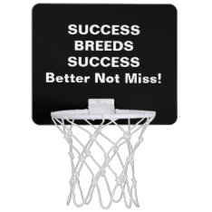 Office Party Basketball Hoop at Zazzle