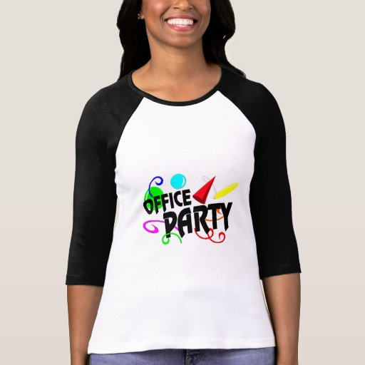 Office Party T Shirts