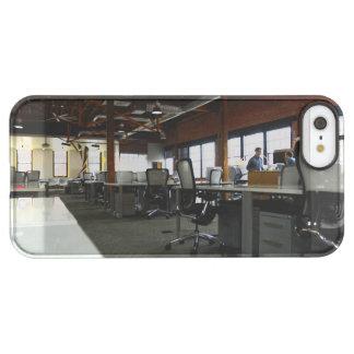 office permafrost iPhone SE/5/5s case