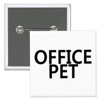 Office Pet Pin