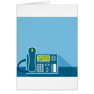 Office Phone Card