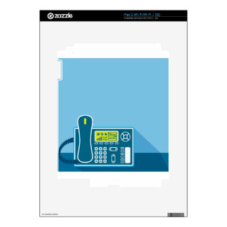 Office Phone Skins For iPad 2