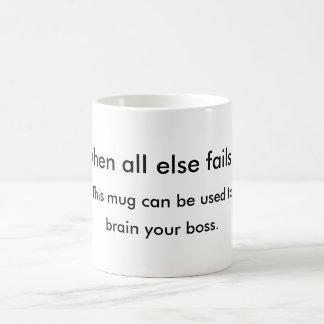 Office politics mugs