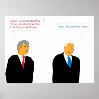 Office Politics Poster