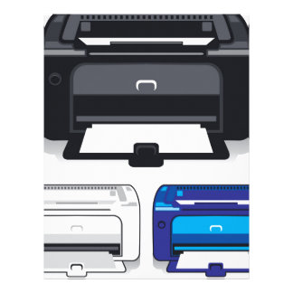 Office Printer Letterhead