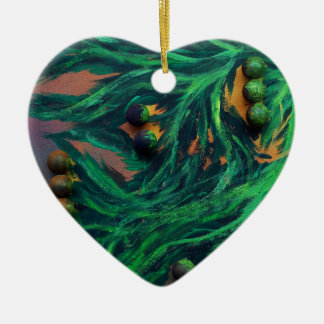 Office Relationships Ceramic Ornament