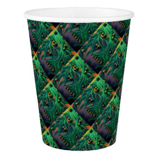 Office Relationships Paper Cup