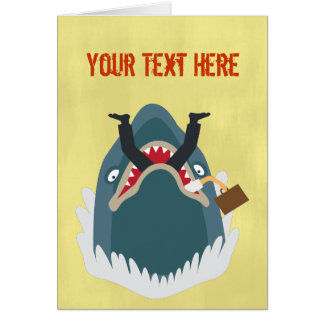 Office Shark Card
