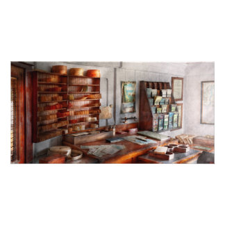 Office - The Purser s room Photo Cards