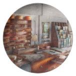 Office - The Purser's room Dinner Plates