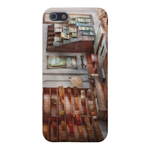 Office - The Purser's room iPhone 5 Cases