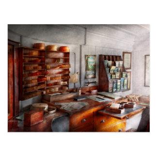 Office - The Purser's room Postcard